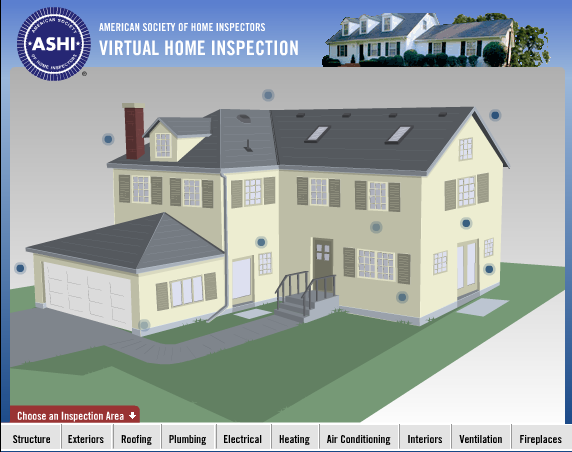 ASHI Virtual home inspection
